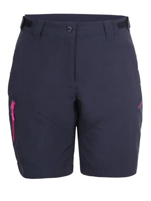 Icepeak Saana - Pantalones cortos Mujer - gris